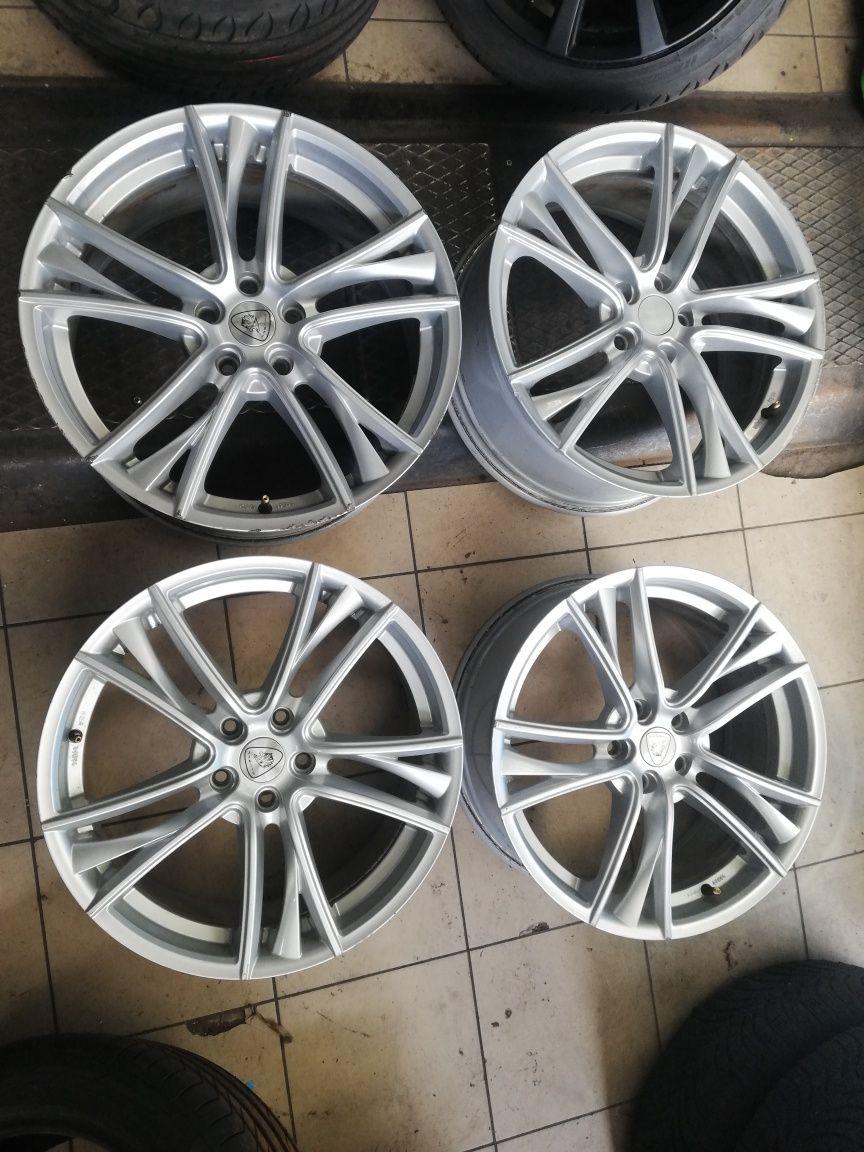 Alufelgi VW SKODA Mercedes AUdi 8,5x19 5x112 ET45 Felgi aluminiowe 19