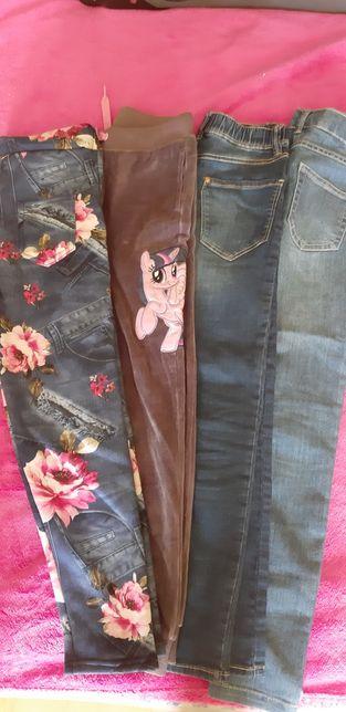 Dresy,jeansy,spodnie