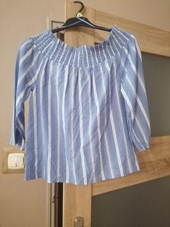 Bluzka w paski XS.