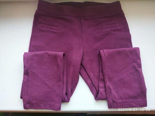 Стрейчевые брюки, лосины  lupilu 110/116