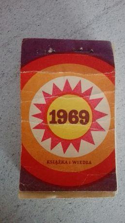 Kartki z kalendarza 1969