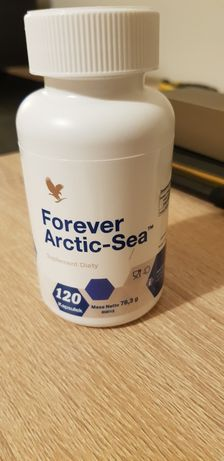 Forever arctic-sea, suplement diety