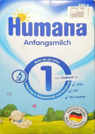 Продаю детскую смесь HUMANA 1