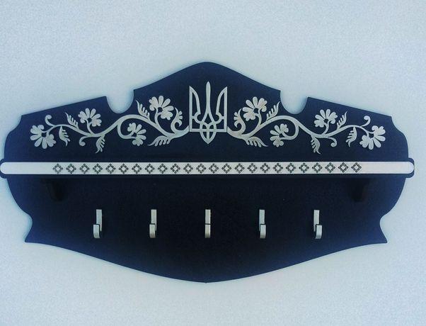 Ключниця, ключница в українському стилі