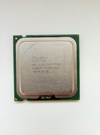 Процессор Intel Pentium 4 506
