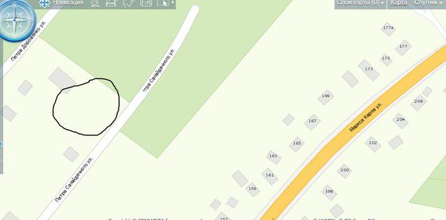Земельна ділянка Фастів