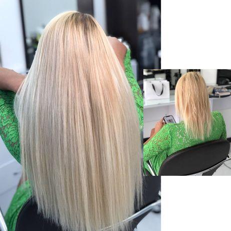 Нано-наращивание волос; Обучение; Продажа волос