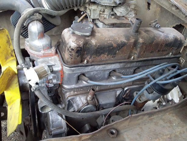 Мотор двигатель уаз 452.469.3303.3151.волга газель 417.402.2410