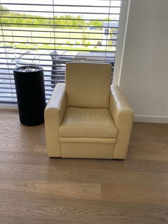 Fotel skórzany idealny