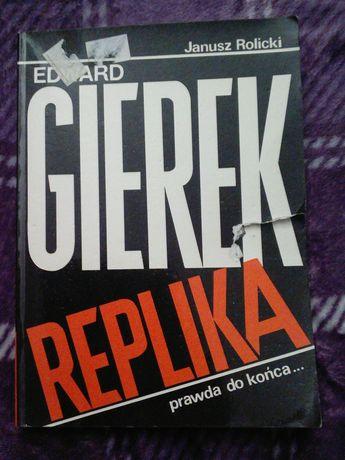 Edward Gierek replika - Rolicki