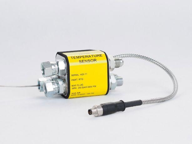 Czujnik temperatury węża agregatów do piany PUR TSU RTD PMC Graco Gama