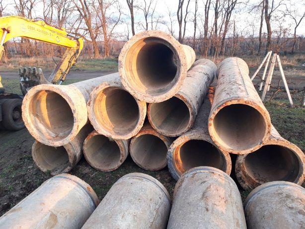 Трубы железобетонные,бетонные, ж/б,залізобетонні диам.600,800,1000мм