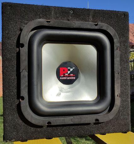 Subwoofer samochodowy 300W 25cm Crunch Power Zone