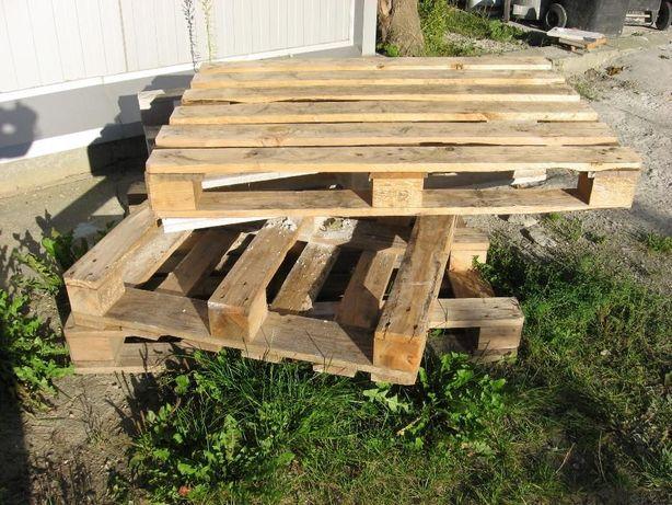 Drewno opałowe- palety