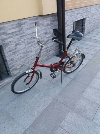 Продам велосипед розкладний WIGRY
