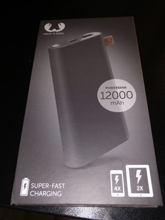 Powerbank Fresh'n Rebel 12000 mAh Kielce - image 1