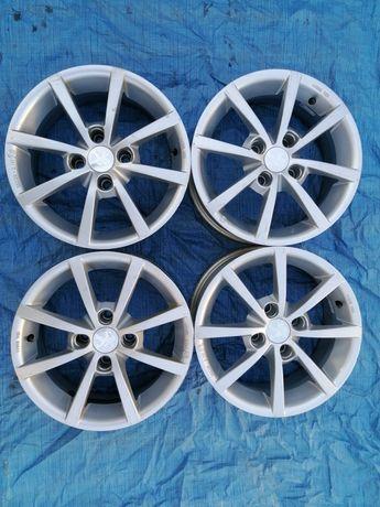 Felgi aluminiowe 15 4x108 Peugeot Citroen