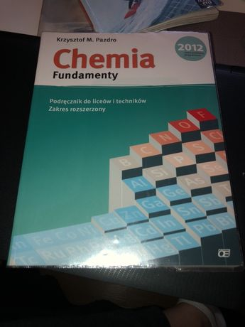 Chemia fundamenty