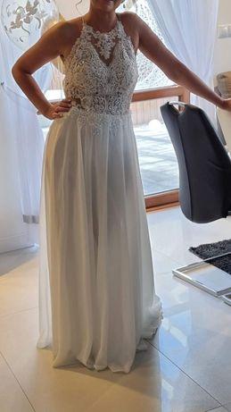 Sukienka ślubna idealna na ślub cywilny