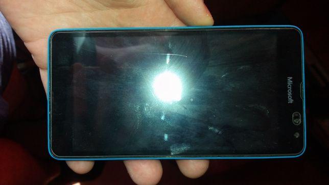 Microsoft Lumia 535 Неробочий сенсор.