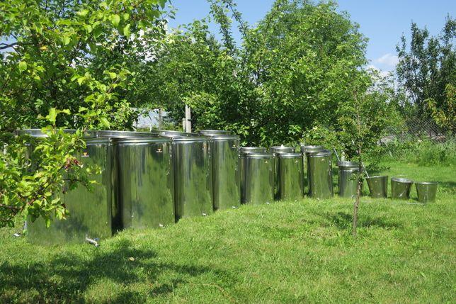 zbiorniki ze stali nierdzewnej do fermentacji