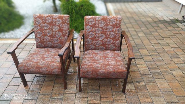 Fotele prl B-8228 ladne, nie lisek