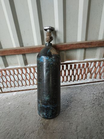 Балон Аргон,Кислород. Углекислота 40 литров и меньше,ЗАПРАВЛЕННЫЕ,