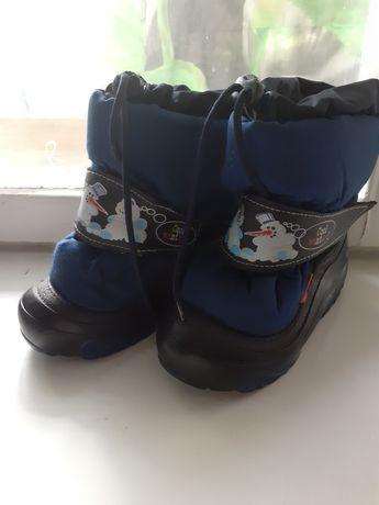 Demar SnowMen 28/29р. ботинки сапожки