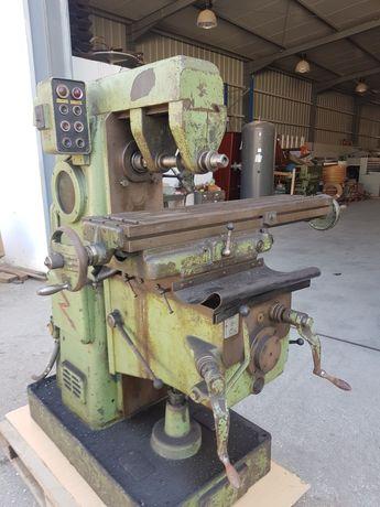 Fresadora ferramenteira maquinas de metalomecanica