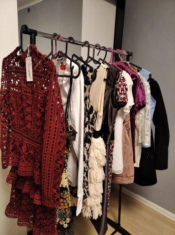 Ubrania, buty, torebki damskie XS/L