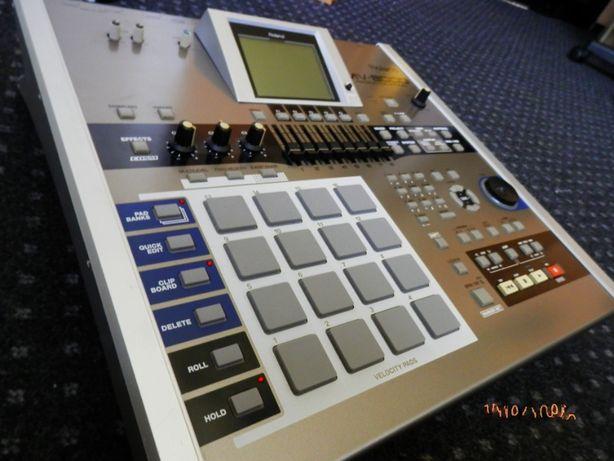 Roland Mv-8000 Sampler, Standalone jak Akai Mpc