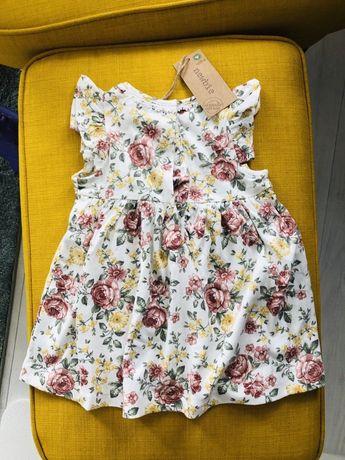 Nowa sukieneczka z Kappahl roz.80