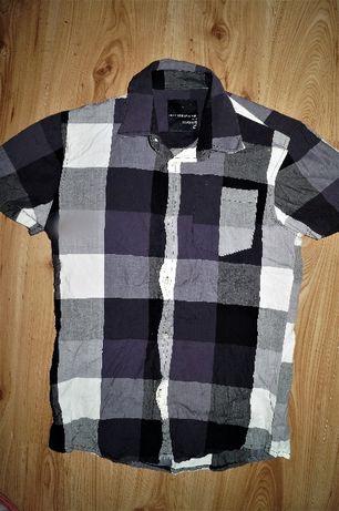 outfitters-sliczna koszula w krate s