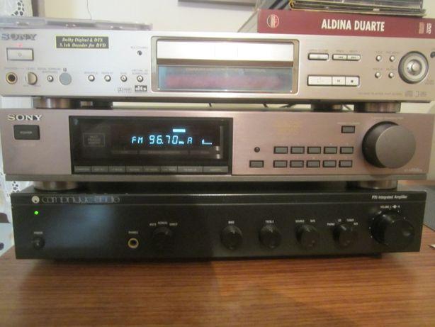 Sintonizador Sony 550 ES