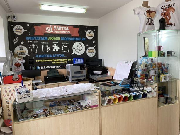 Сувенирная мастерская (печать на футболках)