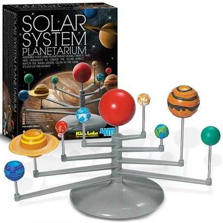 Модель сонячної системи,модель солнечной системы своими руками 03257