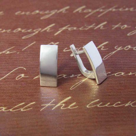 Серебряные сережки DARIY 211С