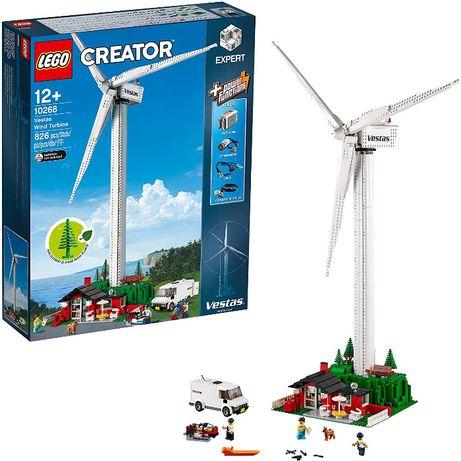 NOWE LEGO 10268 Creator Expert Turbina wiatrowa Vestas