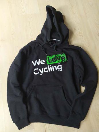 Bluza męska We love cycling skoda
