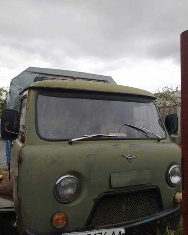 УАЗ 3303 (будка)