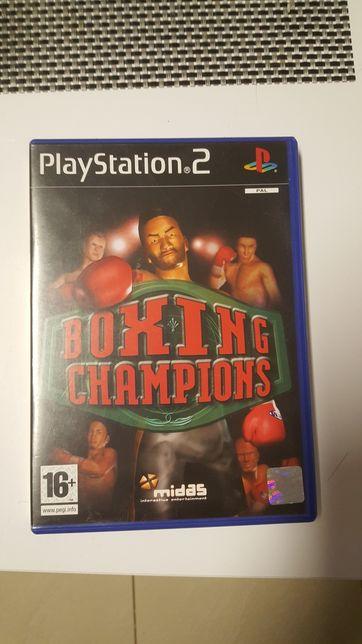 Boxing Champions gra na Ps2 Playstation2