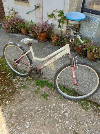 bicicleta para criança (menina)