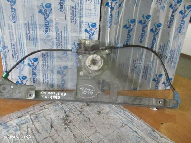 Elevador sem motor 1H4839401A VW / golf 3 / 1993 / 5P / TE /