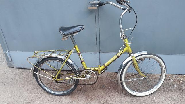 Sokół rower- wintage - zabytek