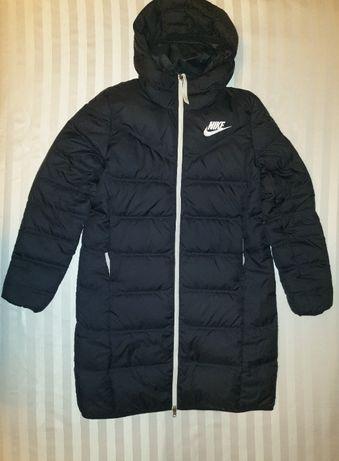 Женский пуховик Nike, новый с бирками, ОРИГИНАЛ, размер S