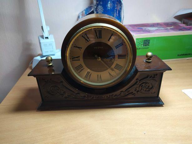 Часы Весна СССР антиквариат