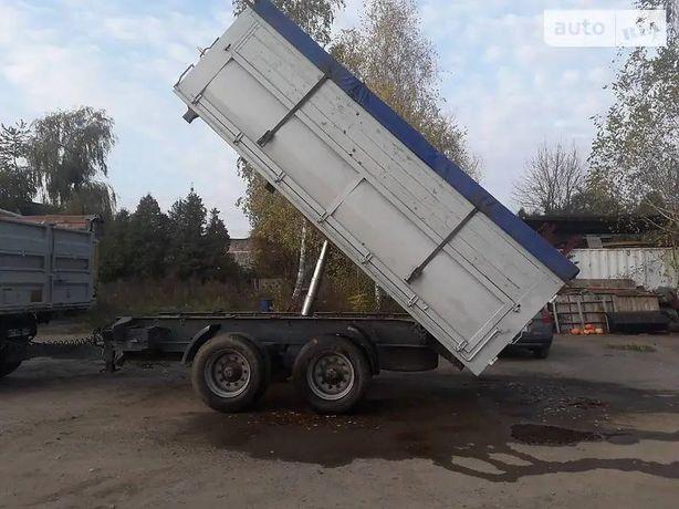Причеп для вантажних автомобілів