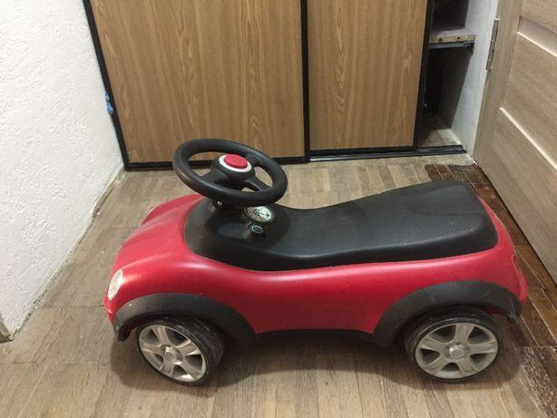 Машина толокар Mini cooper