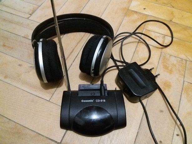 Беспроводные стереонаушники Philips для ТВ, ноутбука, телефона.