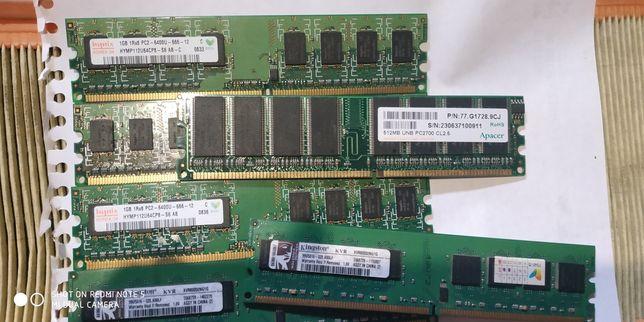 Оператика ОЗУ на 1 ГБ. DDR 2. ddr2